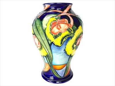 Lot 1205-A CONTEMPORARY MOORCROFT VASE