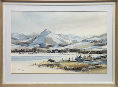 Lot 413-BOATS ON LOCH DUICH, RATAGAN