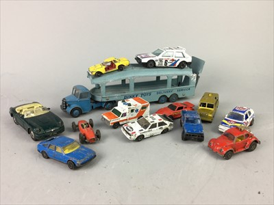 Lot 7-A LOT OF VARIOUS DIE CAST VEHICLES