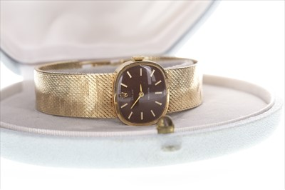 Lot 755-A LADY'S ROLEX WRIST WATCH