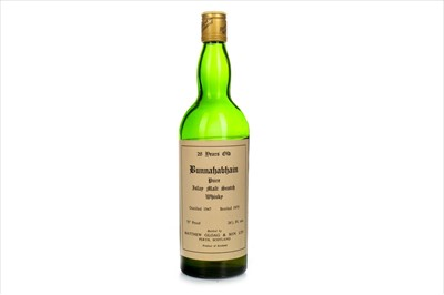 Lot 1-BUNNAHABHAIN 1947 28 YEARS OLD - LOW FILL