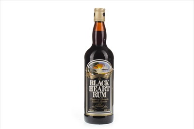 Lot 8-BLACK HEART RUM