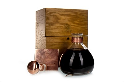 Lot 1035-MACALLAN 1946 MILLENNIUM DECANTER AGED 50 YEARS