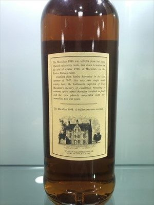 Lot 89 - MACALLAN 1948 SELECT RESERVE 51 YEARS OLD