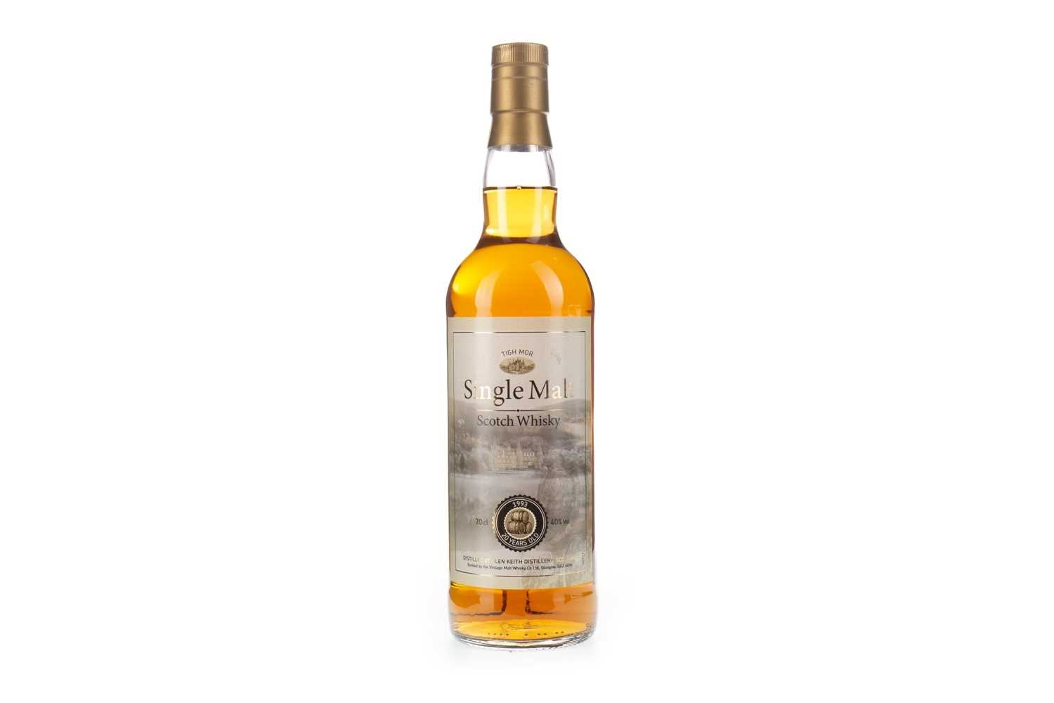 Lot 7-GLEN KEITH 1993 TIGH MOR AGED 20 YEARS