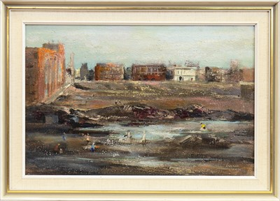 Lot 526-ANDERSTON, 1966, AN OIL BY LOUISE GIBSON ANNAND