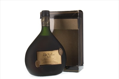 Lot 2002-J DE MALLIAC XO - ONE LITRE