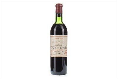 Lot 2006-CHATEAU LYNCH BAGES 1970