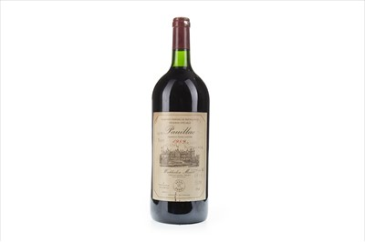 Lot 2008-BARONS DE ROTHSCHILD 1989 'WADDESDON MANOR' MAGNUM