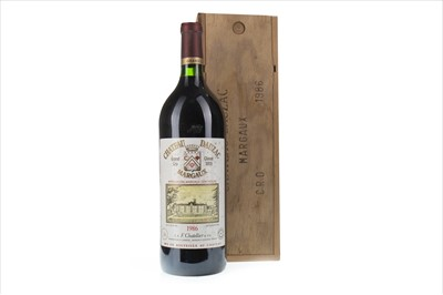 Lot 2009-CHATEAU DAUZAC 1986 MARGAUX MAGNUM