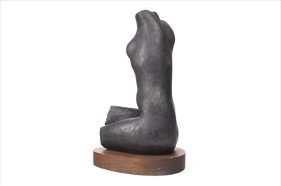 Lot 507-THE TORSO, A CERAMIC SCULPTURE BY ALASTAIR ROSS