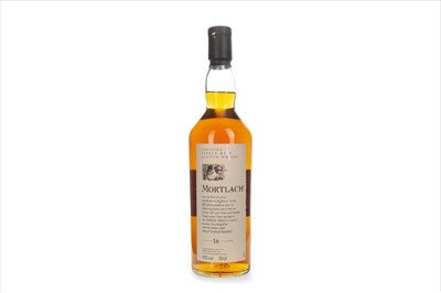 Lot 14-MORTLACH AGED 16 YEARS FLORA & FAUNA