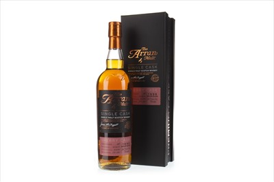 Lot 19-ISLE OF ARRAN 1998 SINGLE CASK 49