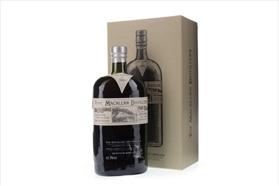 Lot 24-MACALLAN 1861 REPLICA