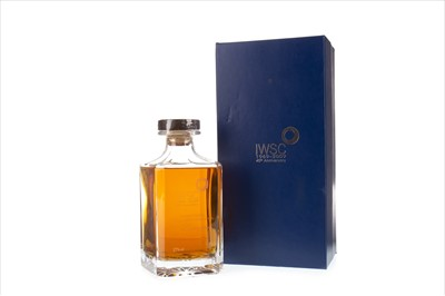 Lot 404-IWSC 40TH ANNIVERSARY DECANTER