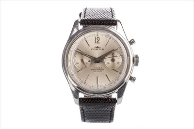 Lot 761-GENTLEMAN'S FORTIS CHRONOGRAPH WATCH