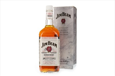 Lot 403-JIM BEAM - 1.14 LITRE