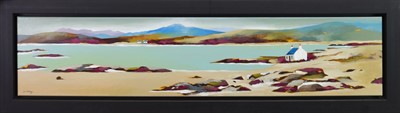 Lot 512-TRANQUIL COAST, AN OIL BY WILL KEMP