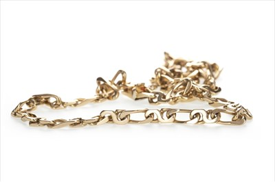 Lot 1325-A LINK NECKLACE