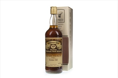 Lot 6-BENROMACH 1968 CONNOISSEURS CHOICE 16 YEARS OLD