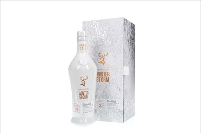 Lot 9-GLENFIDDICH WINTER STORM AGED 21 YEARS