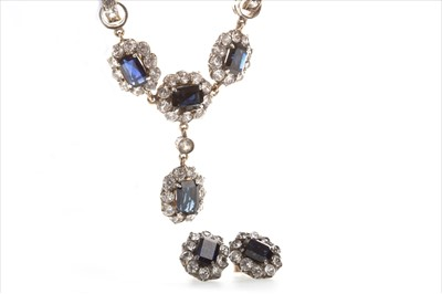 Lot 301-A MID TWENTIETH CENTURY SUITE OF JEWELLERY