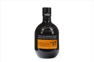 Lot 20-GLENROTHES HALLOWEEN EDITION 13 YEARS OLD