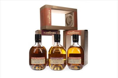 Lot 301-TWO BOTTLES OF GLENROTHES SHERRY CASK RESERVE AND ONE VINTAGE RESERVE