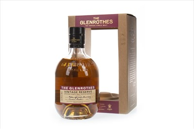 Lot 307-GLENROTHES VINTAGE RESERVE