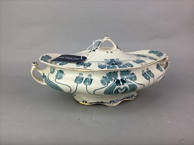 Lot 14-A KEELING & CO TUREEN BY GEORGE LOGAN