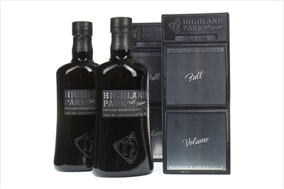 Lot 321-TWO BOTTLES OF HIGHLAND PARK 1999 HIGH VOLUME