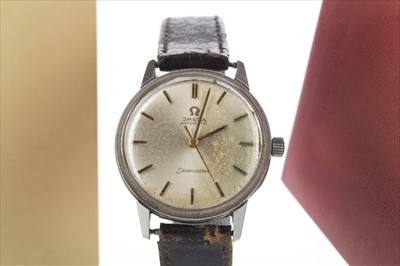 Lot 824-A GENTLEMAN'S OMEGA AUTOMATIC SEAMASTER WATCH