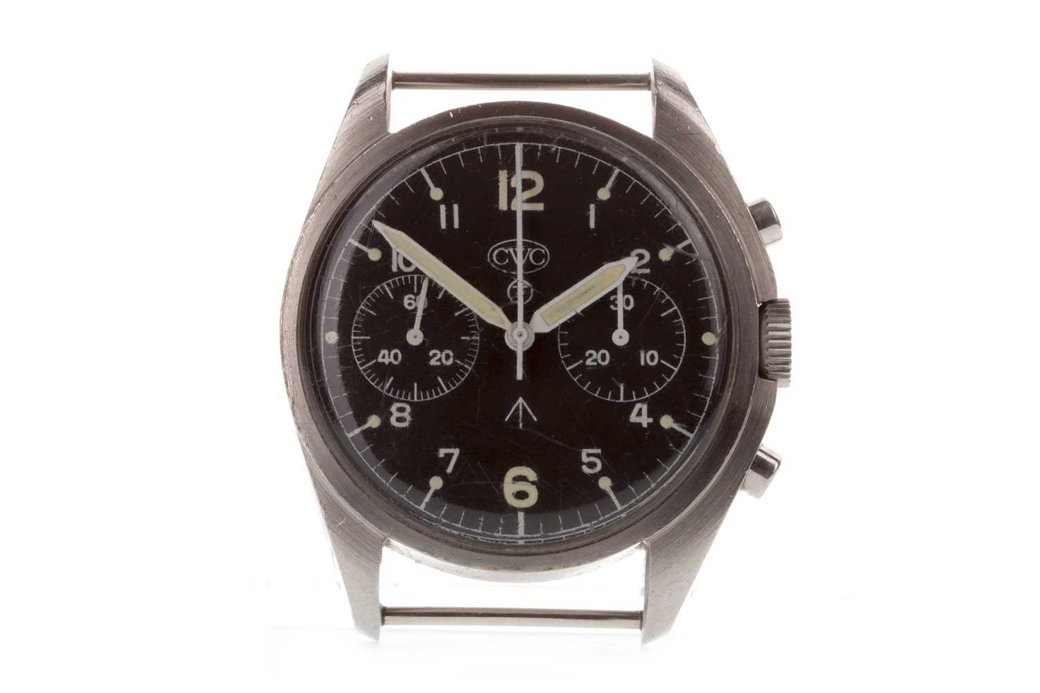 Lot 808-A GENTLEMAN'S CWC MILITARY ISSUE WATCH