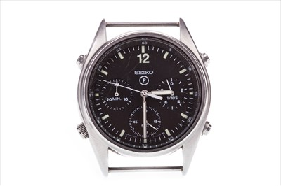 Lot 811-A GENTLEMAN'S SEIKO MILITARY ISSUE WATCH