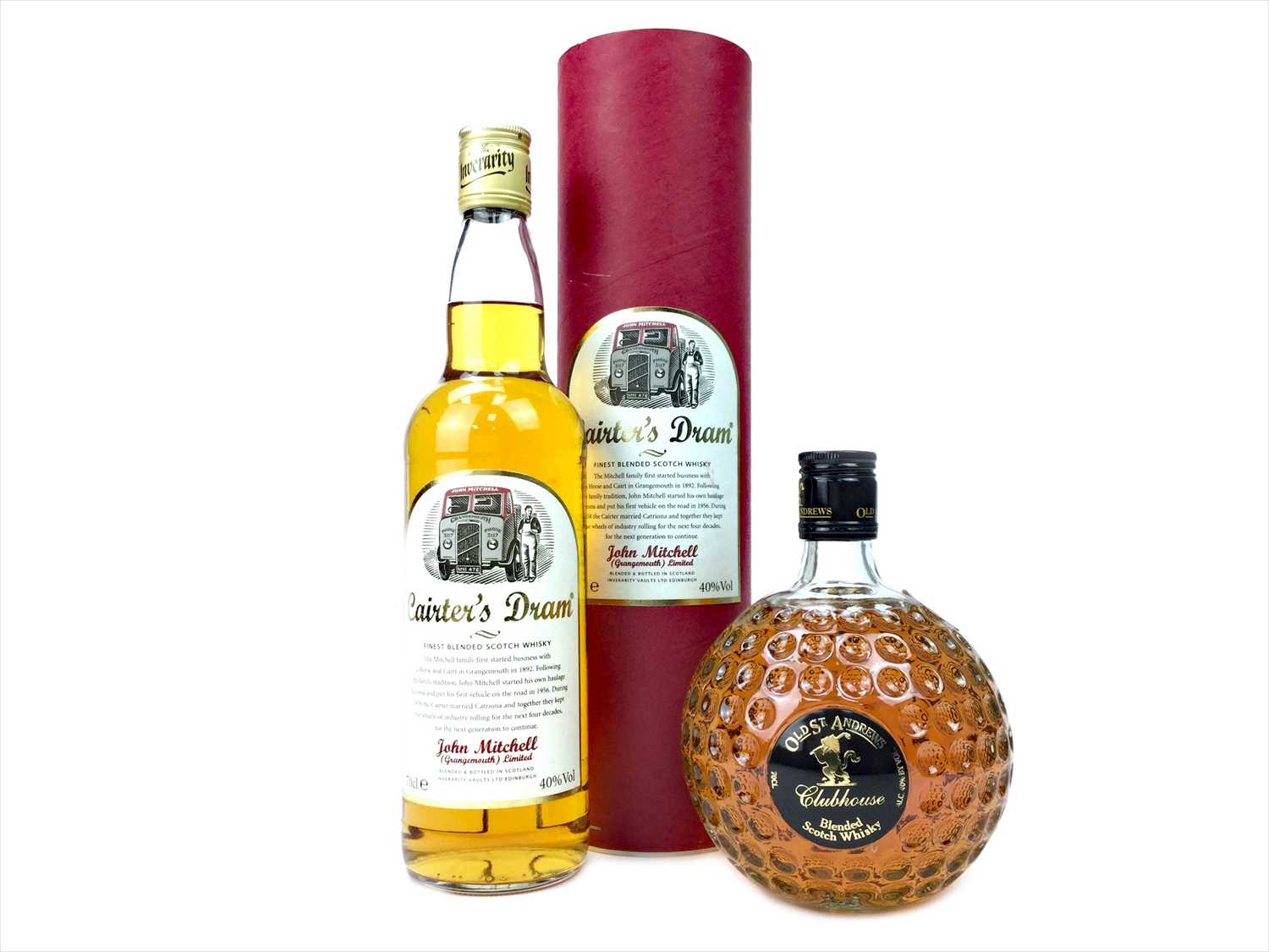 Lot 422-OLD ST ANDREWS AND CAIRTER'S DRAM