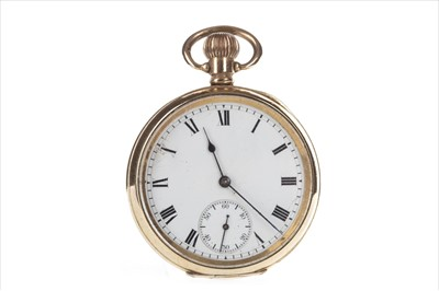 Lot 815-TWO POCKET WATCHES