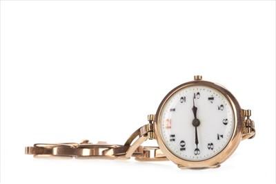 Lot 825-A LADY'S EARLY 20TH CENTURY WATCH