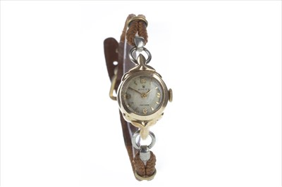 Lot 761-A LADY'S ROLEX MANUAL WIND WRIST WATCH