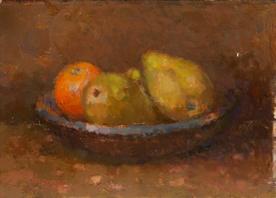 Lot 446-A PAIR OF OILS BY NORMAN SMITH