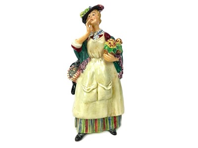 Lot 1016-A ROYAL DOULTON FIGURE OF ODDS & ENDS