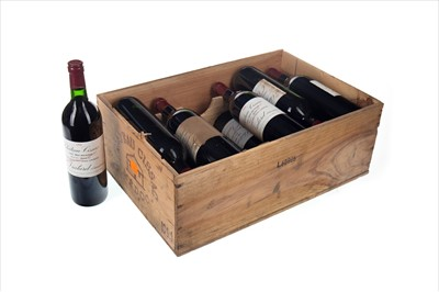 Lot 1001-ONE CASE OF 12 BOTTLES OF CHÂTEAU CISSAC 1994