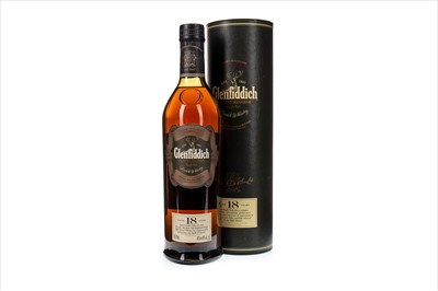 Lot 307-GLENFIDDICH ANCIENT RESERVE AGED 18 YEARS