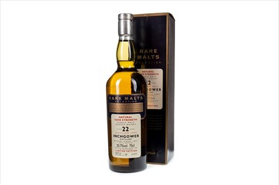 Lot 14-INCHGOWER 1974 RARE MALTS AGED 22 YEARS