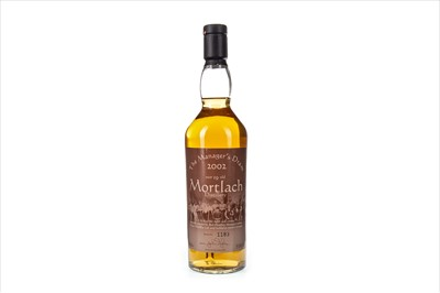 Lot 17-MORTLACH MANAGERS DRAM AGED 19 YEARS