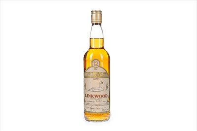 Lot 15-LINKWOOD MANAGERS DRAM AGED 12 YEARS