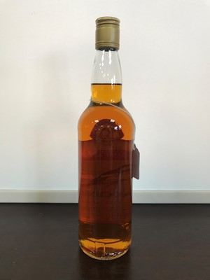Lot 16-MANNOCHMORE MANAGERS DRAM AGED 18 YEARS