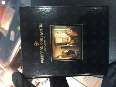 Lot 766-A GENTLEMAN'S VACHERON CONSTANTIN GOLD WRIST WATCH