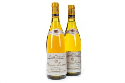 Lot 1021-TWO BOTTLES OF JOSEPH DROUHIN 1994 CHASSAGNE-MONTRACHET