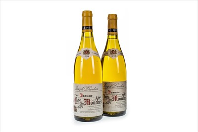 Lot 1022-TWO BOTTLES OF JOSEPH DROUHIN 1994 BEAUNE CLOS DE MOUCHES