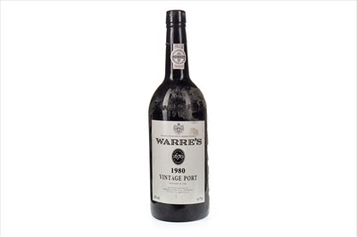 Lot 1014-WARRE'S 1980